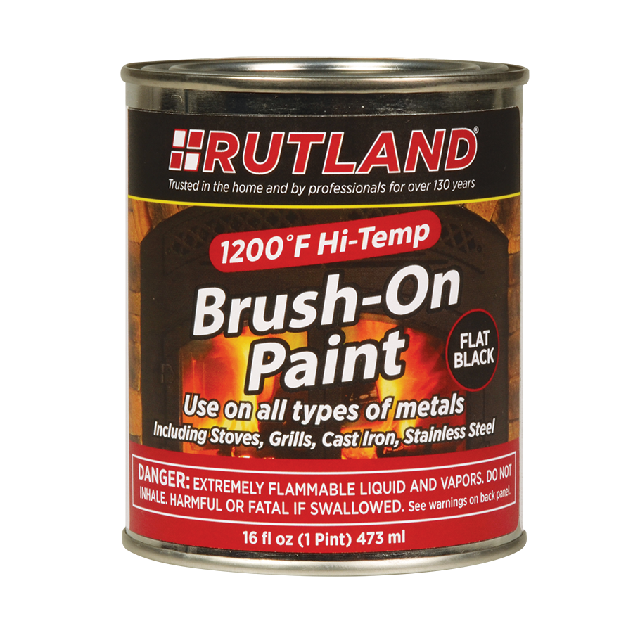 81 Rutland Hi-Temp Brush-On Paint