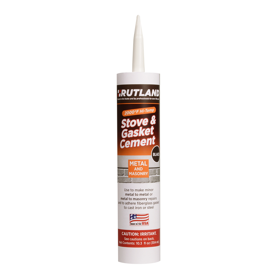 78 RUTLAND Stove & Gasket Cement